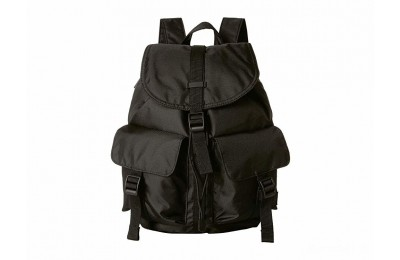 best price herschel supply co. dawson small light black last chance limited sale