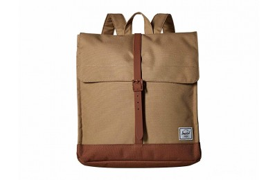last chance herschel supply co. city mid-volume kelp/saddle brown best price limited sale
