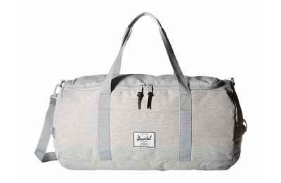 limited sale herschel supply co. sutton light grey crosshatch best price last chance