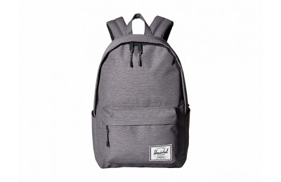 best price herschel supply co. classic x-large mid grey crosshatch limited sale last chance