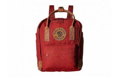 last chance fjällräven kanken no. 2 mini deep red limited sale best price