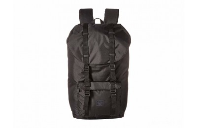 last chance herschel supply co. little america light black limited sale best price