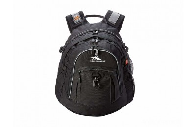 best price high sierra fat boy backpack black limited sale last chance