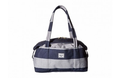 last chance herschel supply co. strand x-small border stripe limited sale best price