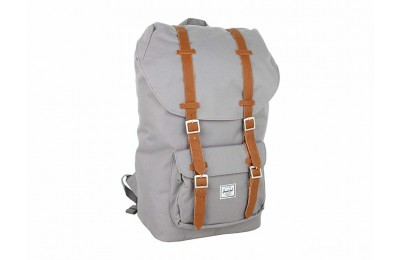 limited sale herschel supply co. little america grey best price last chance