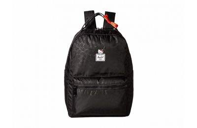 last chance herschel supply co. nova mid-volume black 1 best price limited sale