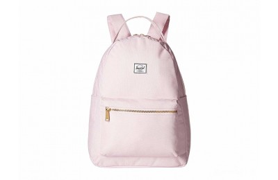 best price herschel supply co. nova mid-volume pink lady crosshatch last chance limited sale