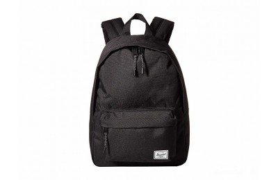 best price herschel supply co. classic mid-volume black last chance limited sale