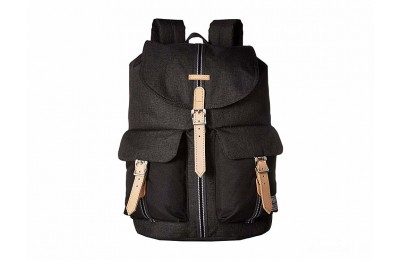 limited sale herschel supply co. dawson backpack black crosshatch/black best price last chance
