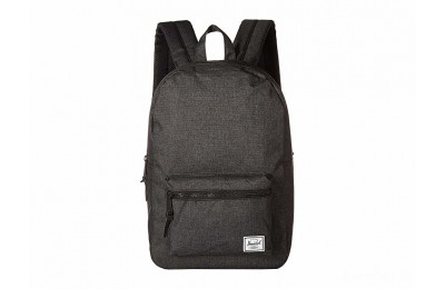 limited sale herschel supply co. settlement mid-volume black crosshatch last chance best price