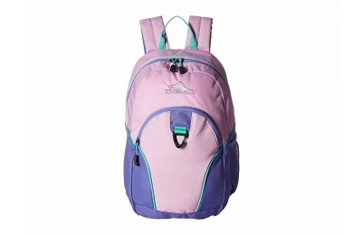 limited sale high sierra mini loop backpack iced lilac/lavender/aquamarine best price last chance