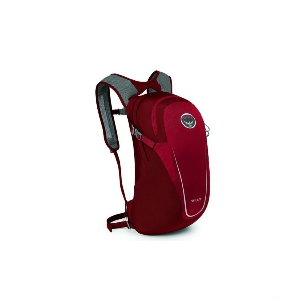 last chance osprey daylite detachable daypack w/ free s\u0026h  real red limited sale best price
