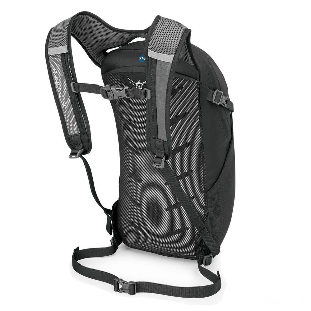 last chance osprey daylite technical backpack – 13 l  black best price limited sale