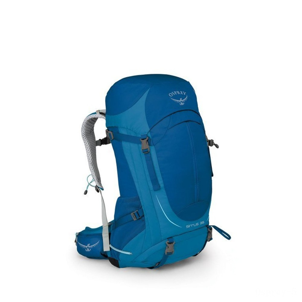 last chance osprey sirrus 36 - womens  summit blue limited sale best price