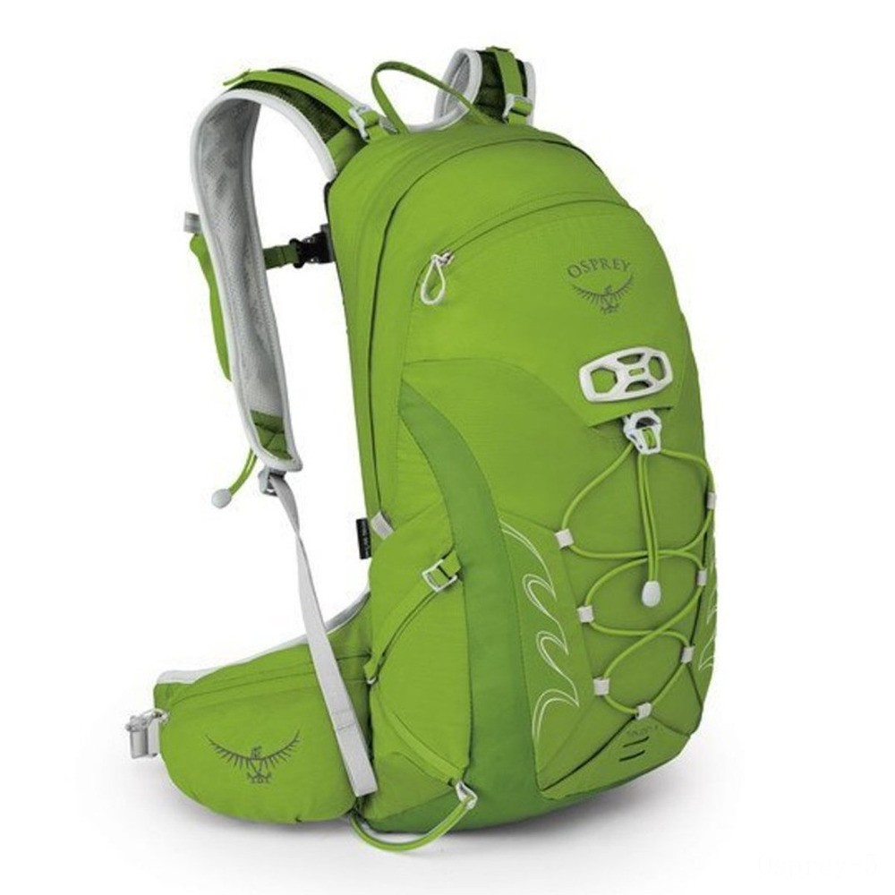 last chance osprey talon 11 backpack  spring green limited sale best price