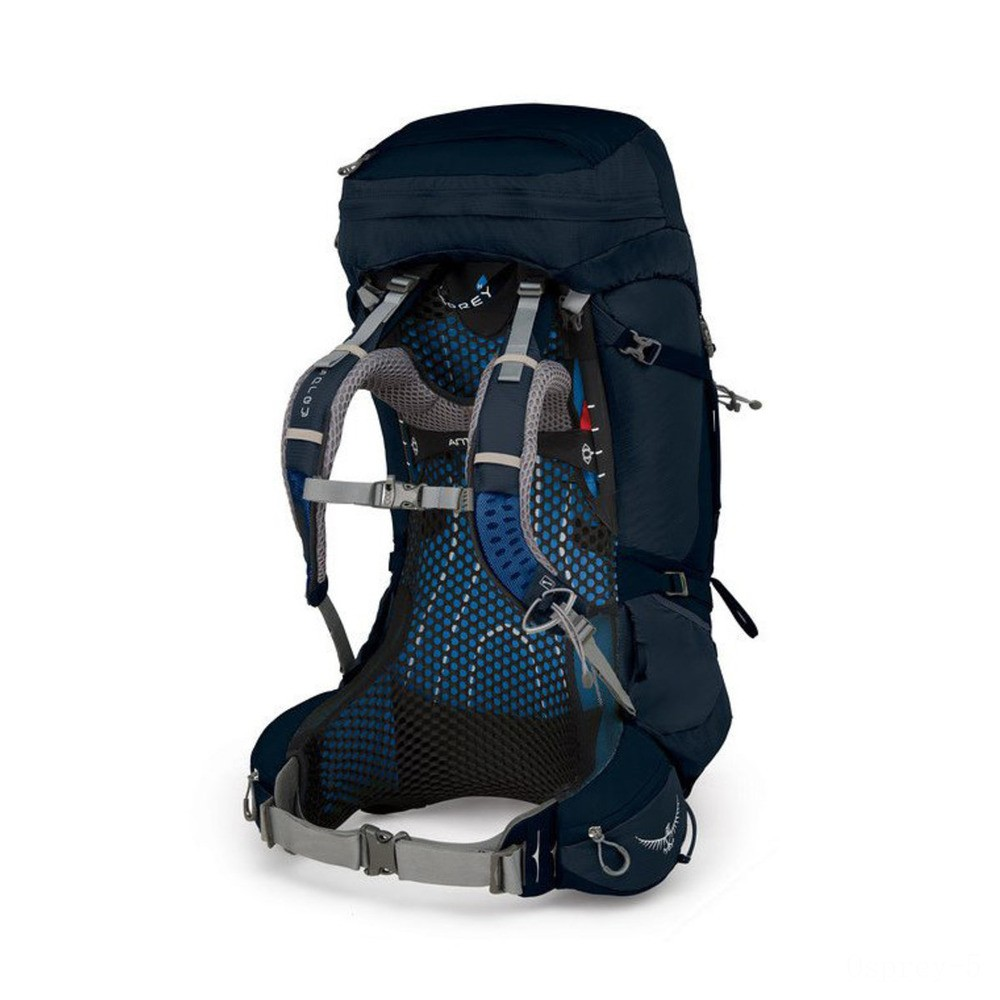 last chance osprey atmos ag 65  unity blue limited sale best price