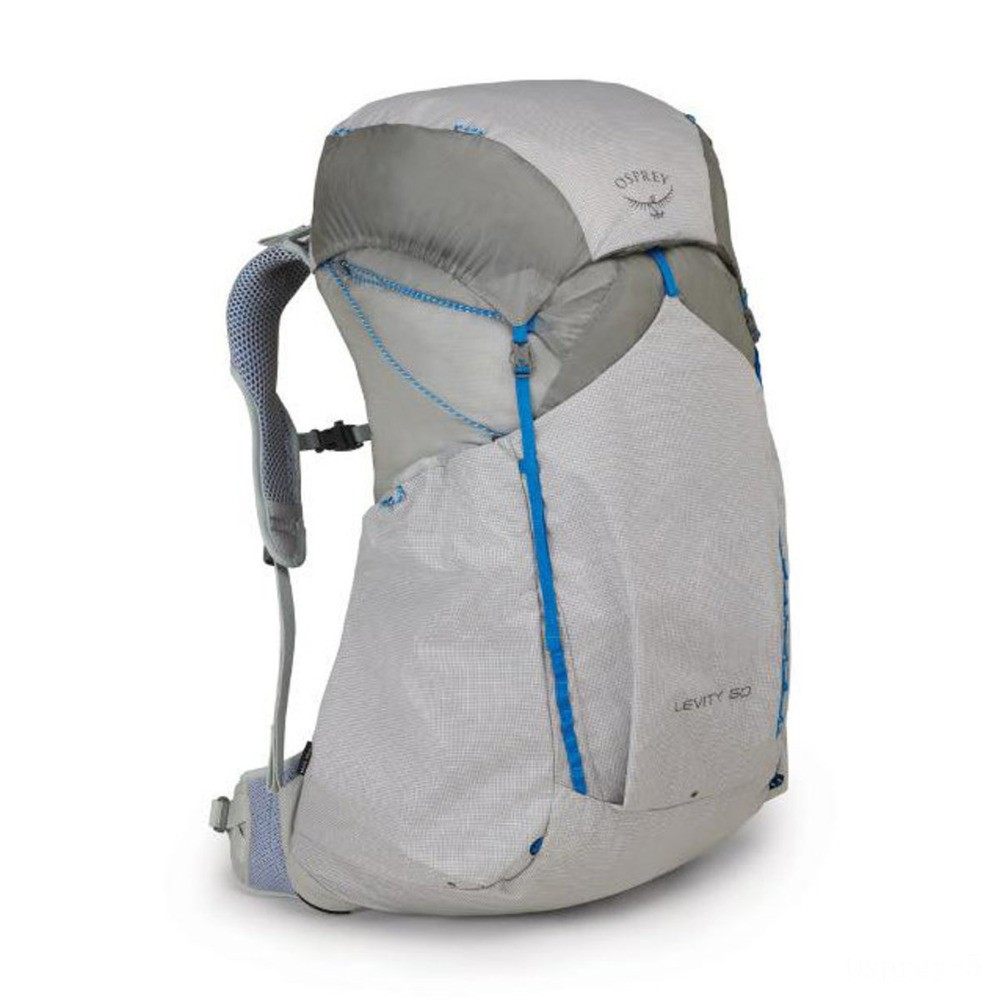 last chance osprey levity 60  parallax silver limited sale best price