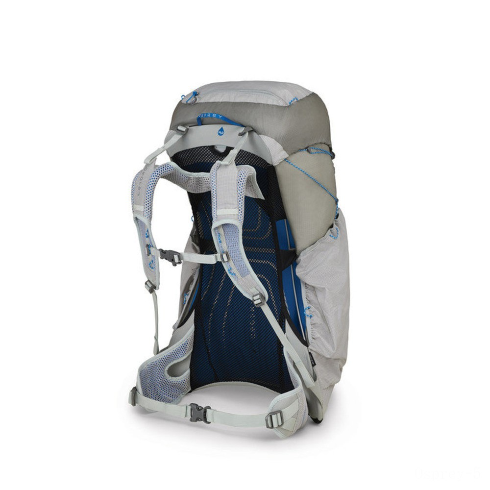 last chance osprey levity 45  parallax silver limited sale best price