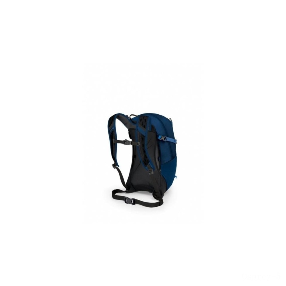 limited sale osprey hikelite 26 pack  blue bacca best price last chance