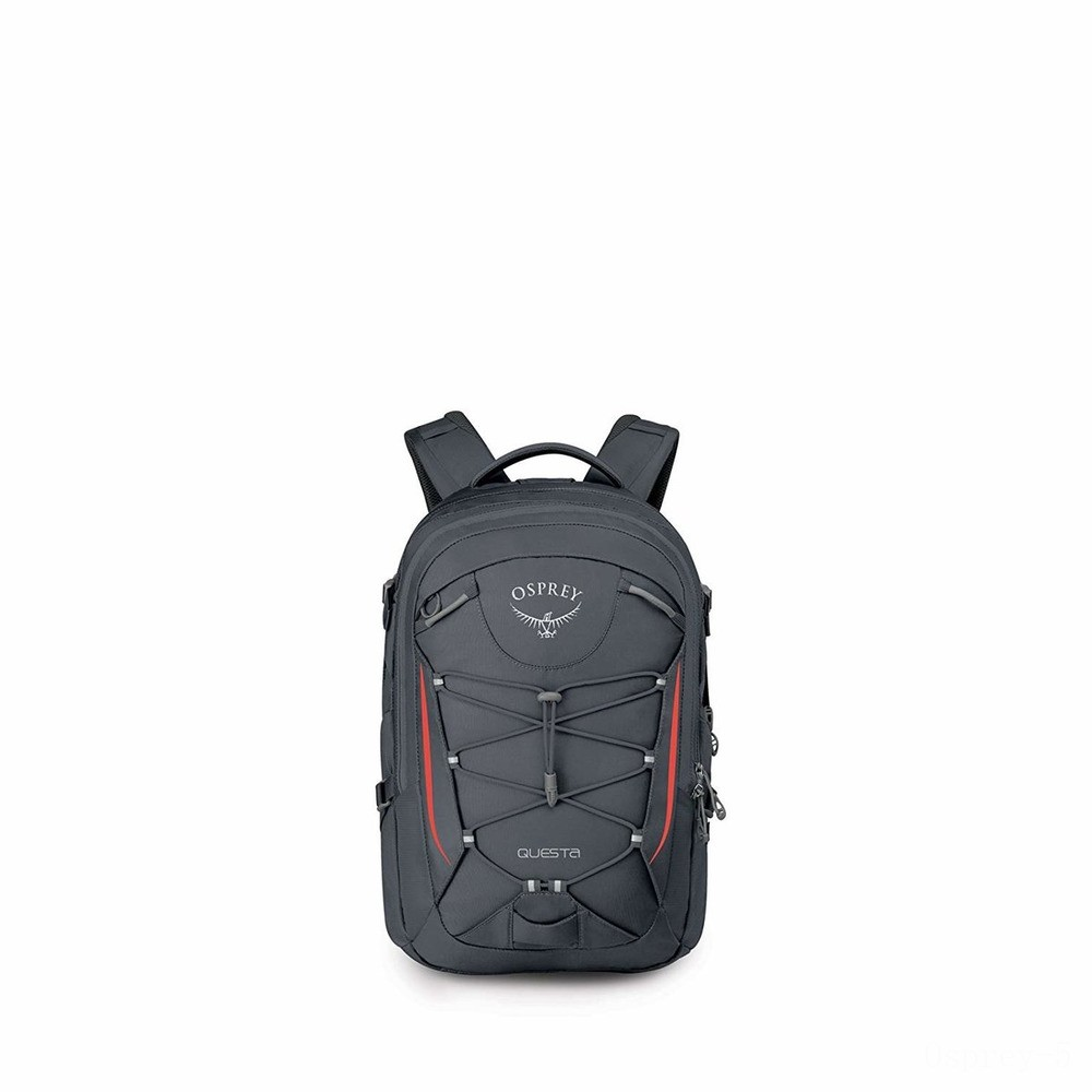 limited sale osprey questa daypack  pearl grey best price last chance