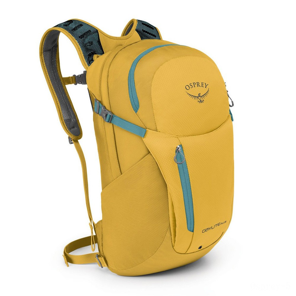 last chance osprey daylite plus daypack  primrose yellow best price limited sale