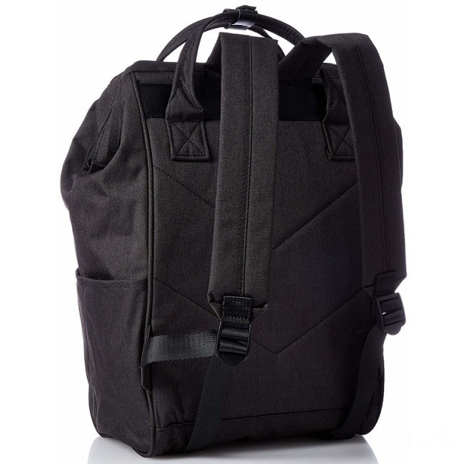 limited sale anello rucksack 2 in black best price last chance