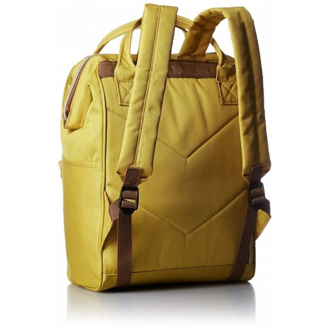 best price anello rucksack small in yellow last chance limited sale