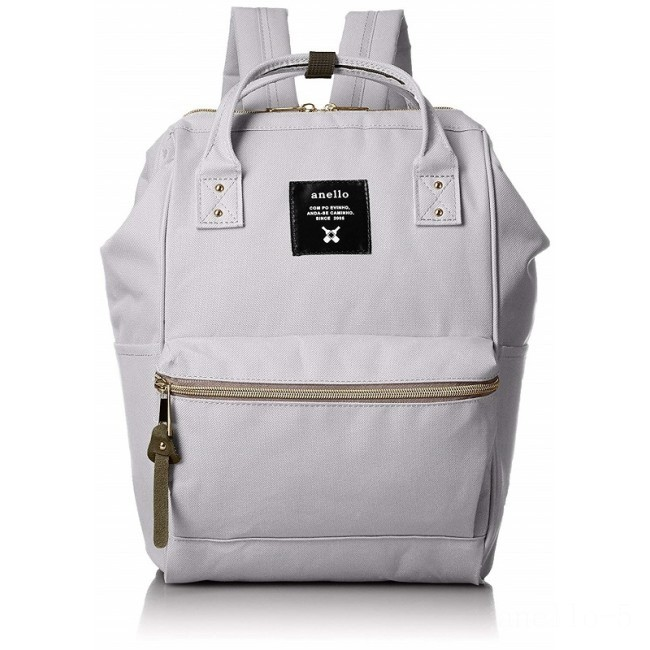 last chance anello rucksack small in light grey best price limited sale