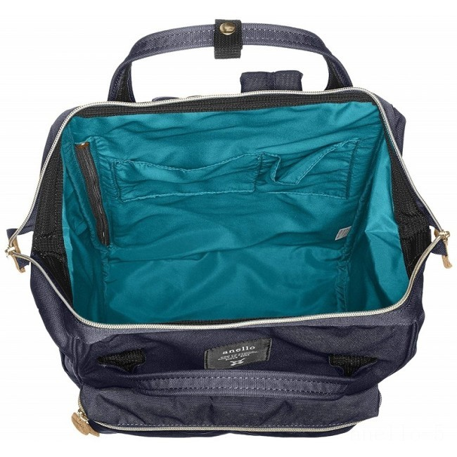 last chance anello rucksack in navy limited sale best price