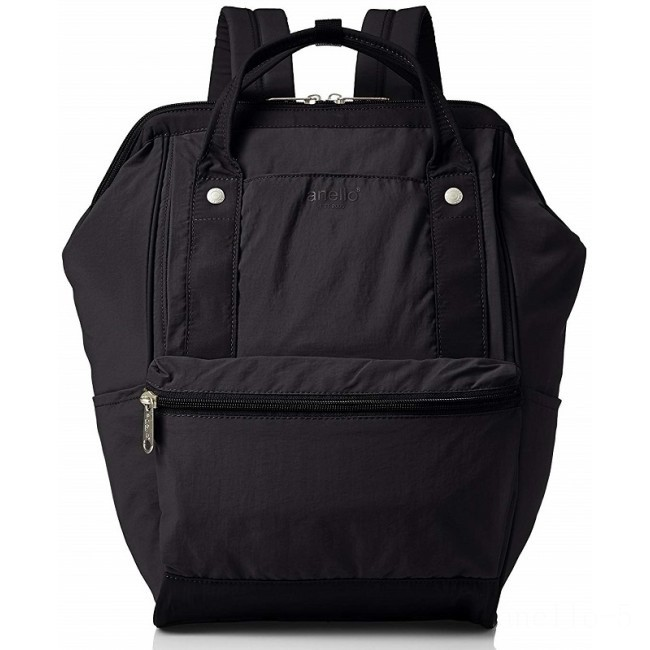 last chance anello 10 pocket light rucksack in black limited sale best price