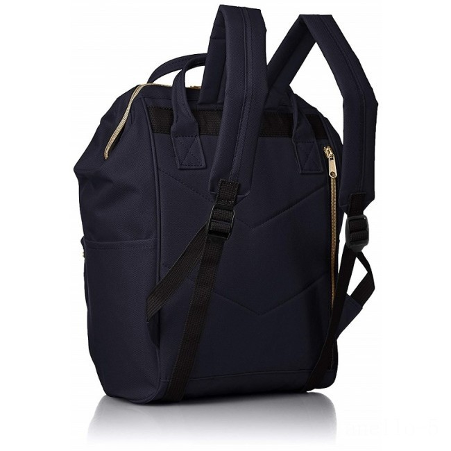 best price anello rucksack small in navy limited sale last chance