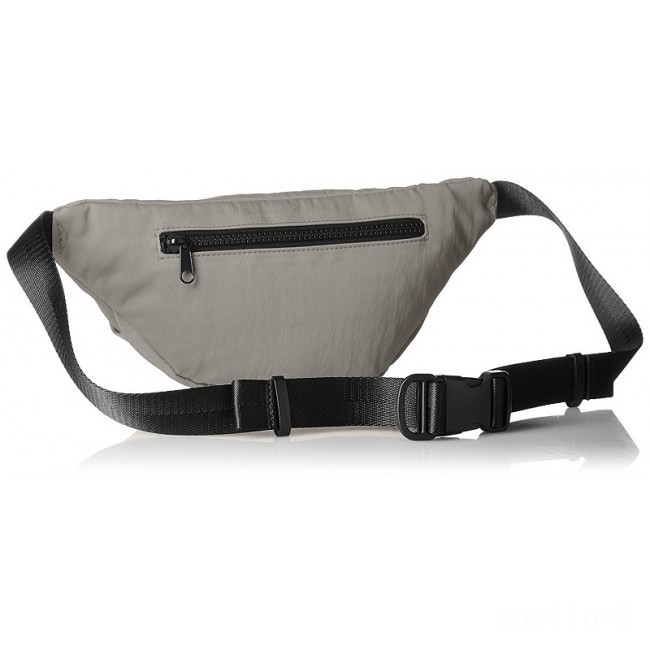 limited sale anello splash mini waist bag in grey last chance best price