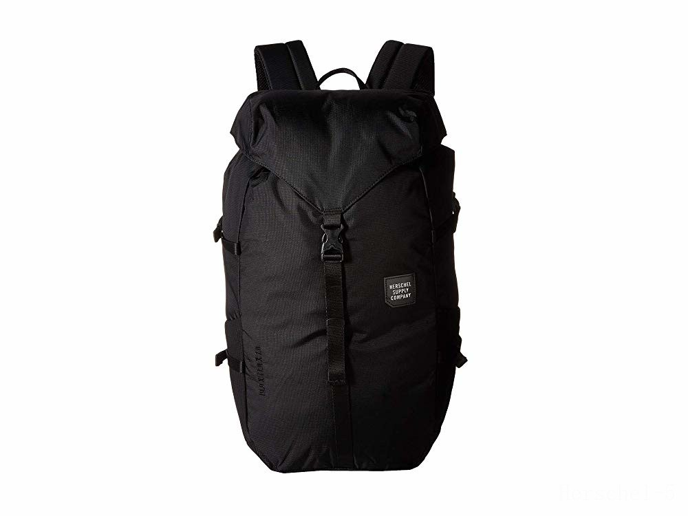 last chance herschel supply co. barlow large black 2 best price limited sale