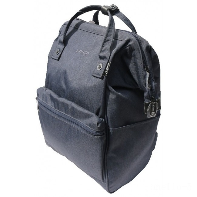 last chance anello rucksack 2 in navy best price limited sale
