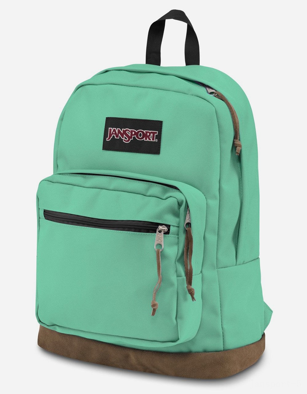 best price jansport right pack cascade backpack green last chance limited sale