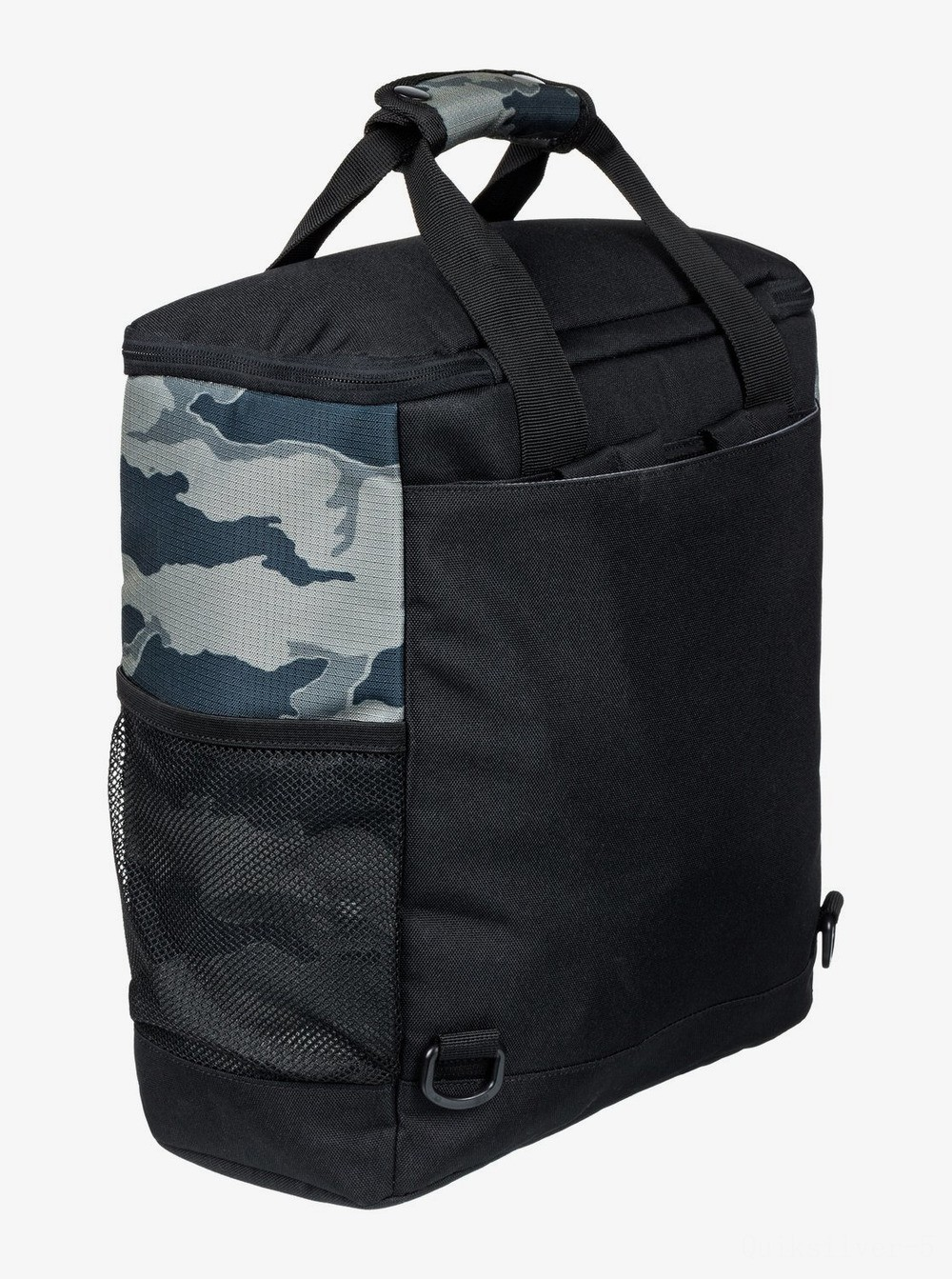 last chance seabeach 18l medium insulated cooler backpack - camo black best price limited sale