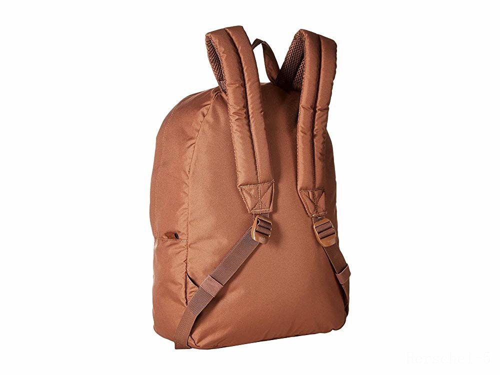 best price herschel supply co. classic light saddle brown last chance limited sale