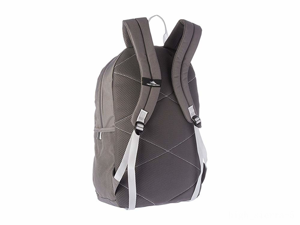 limited sale high sierra daio backpack charcoal/paradise pink/white last chance best price