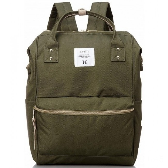last chance anello rucksack in khaki green limited sale best price