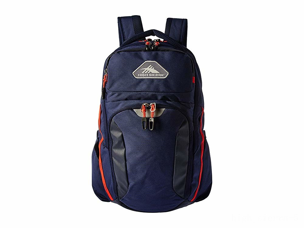 best price high sierra autry backpack maritime/redline limited sale last chance