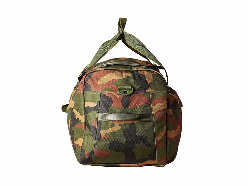 limited sale herschel supply co. outfitter luggage 50 l woodland camo best price last chance