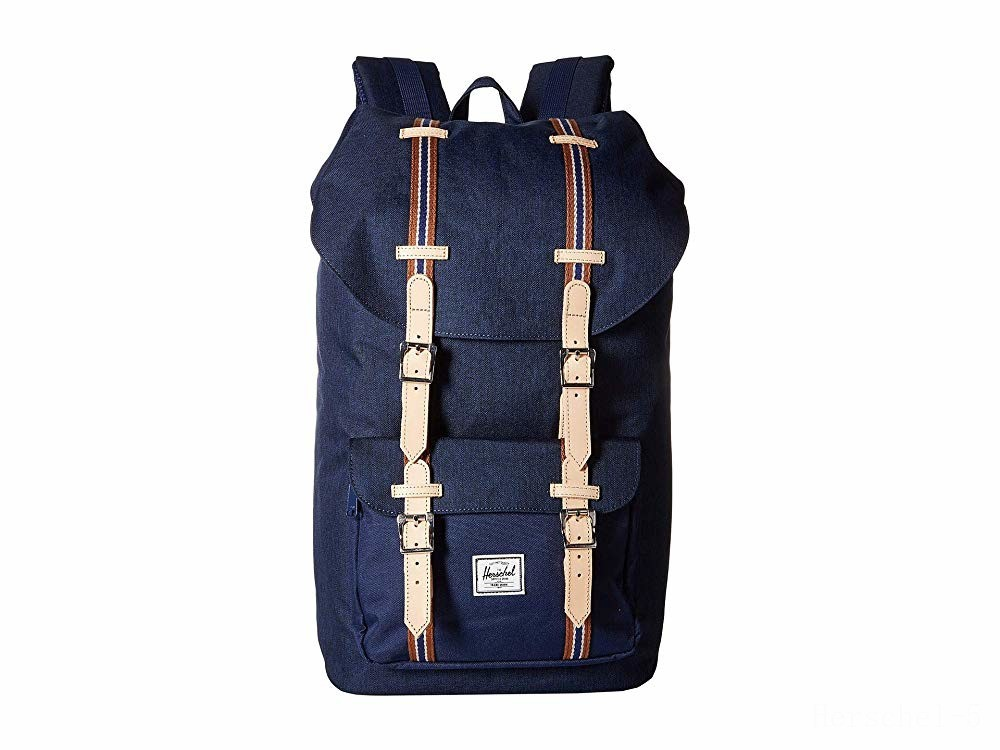 limited sale herschel supply co. little america medieval blue crosshatch/medieval best price last chance
