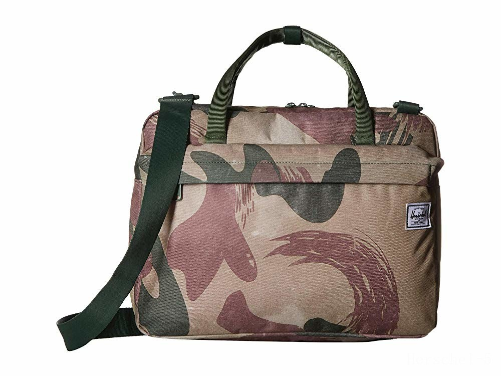 last chance herschel supply co. gibson brushstroke camo best price limited sale