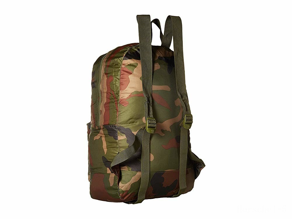 limited sale herschel supply co. packable daypack woodland camo 1 best price last chance