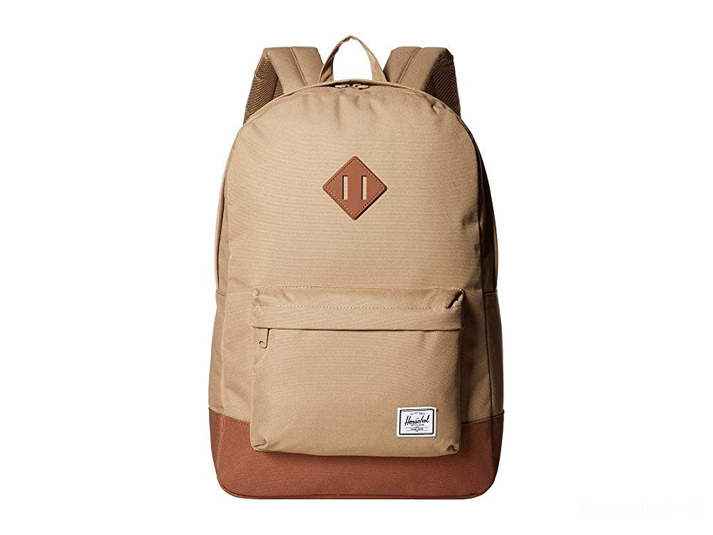 last chance herschel supply co. heritage kelp/saddle brown best price limited sale