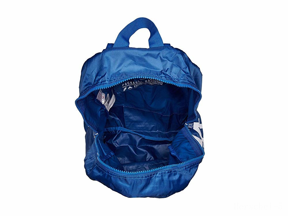 limited sale herschel supply co. packable daypack los angeles dodgers/blue last chance best price