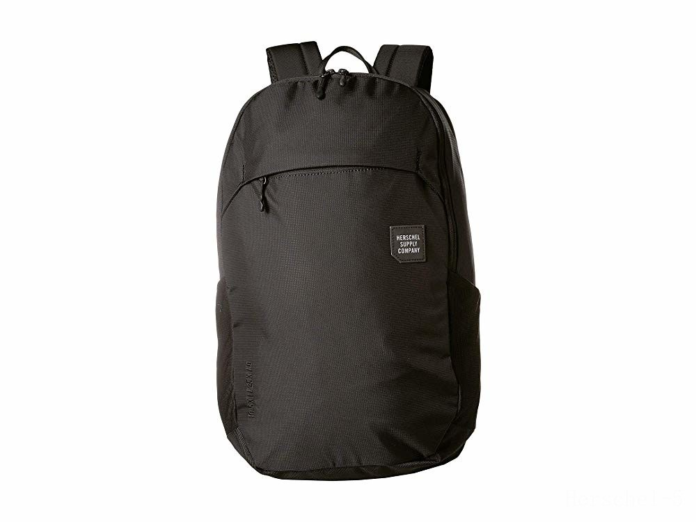 last chance herschel supply co. mammoth large black 1 limited sale best price