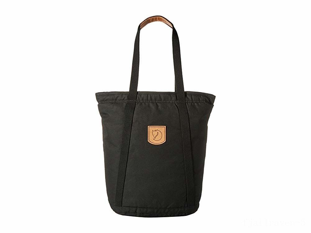 limited sale fjällräven totepack no. 4 tall black last chance best price