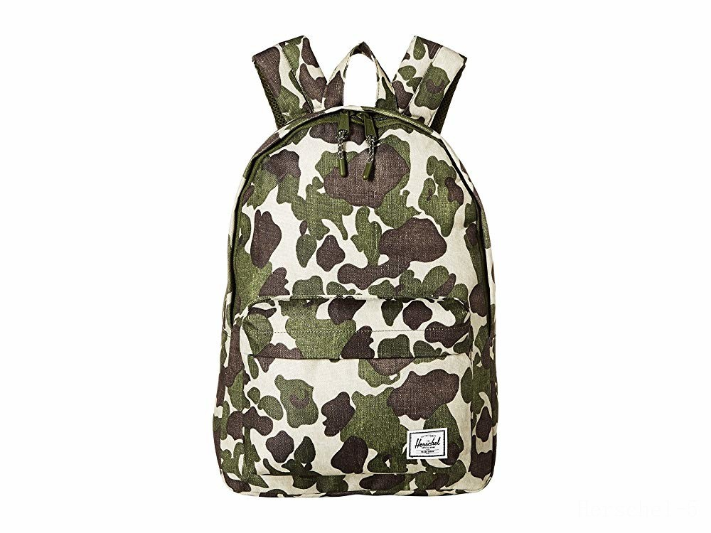 limited sale herschel supply co. classic frog camo best price last chance