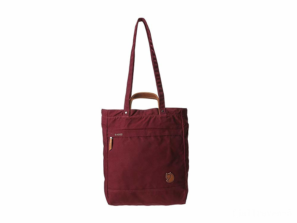 best price fjällräven totepack no. 1 dark garnet last chance limited sale